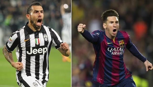 Barcelona vs Juventus en vivo