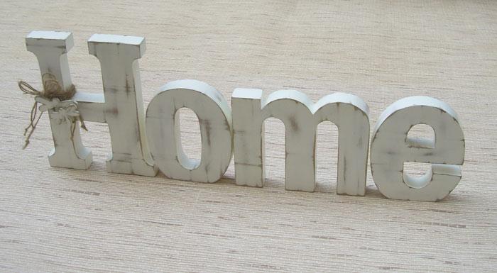 Chata chata decoraci n infantil letras para decorar - Letras home decoracion ...