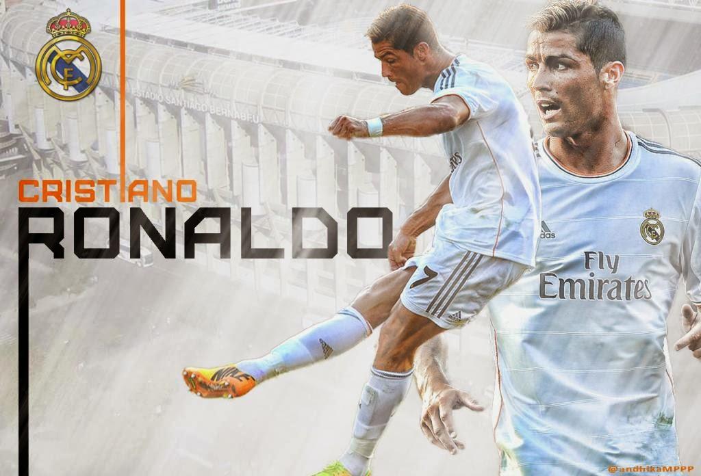 Cristiano Ronaldo Real Madrid New HD Wallpapers 2013-2014