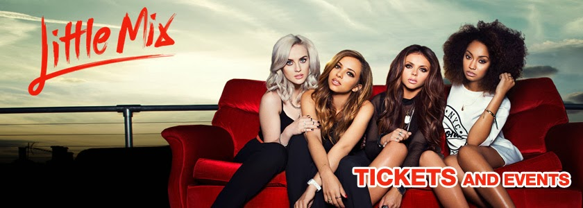 Little Mix Tickets - Tickets for UK Live Shows and Concerts