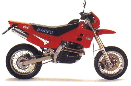 Barigo SM 600 Supermoto Motorcycle