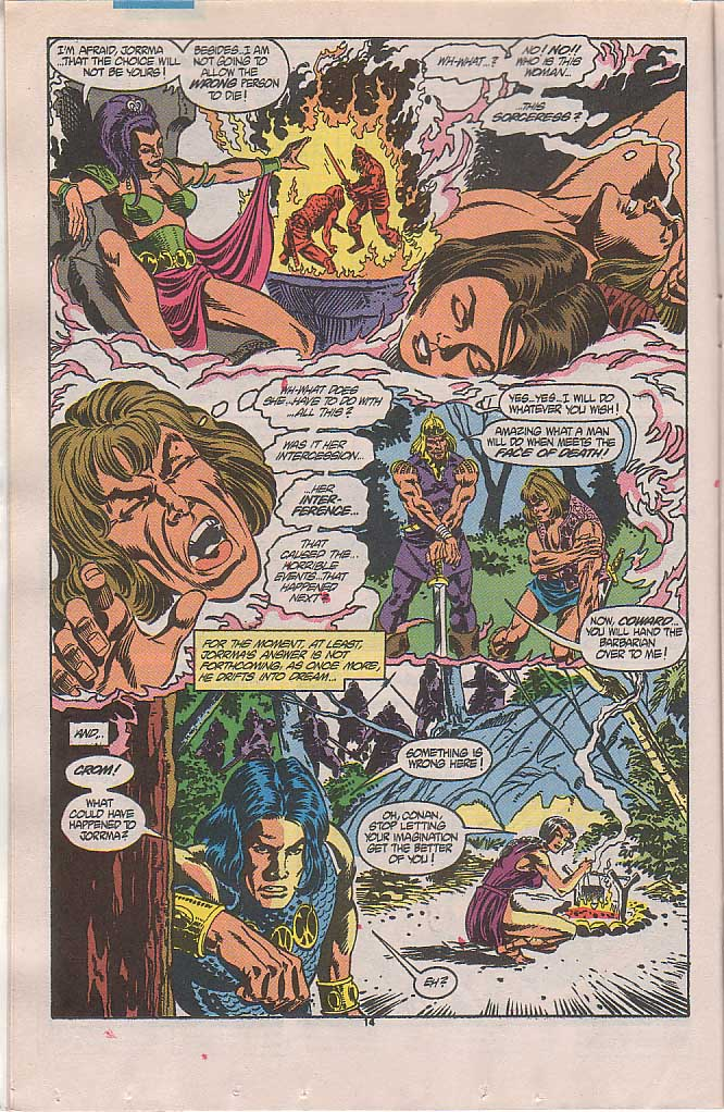 Conan the Barbarian (1970) Issue #238 #250 - English 12