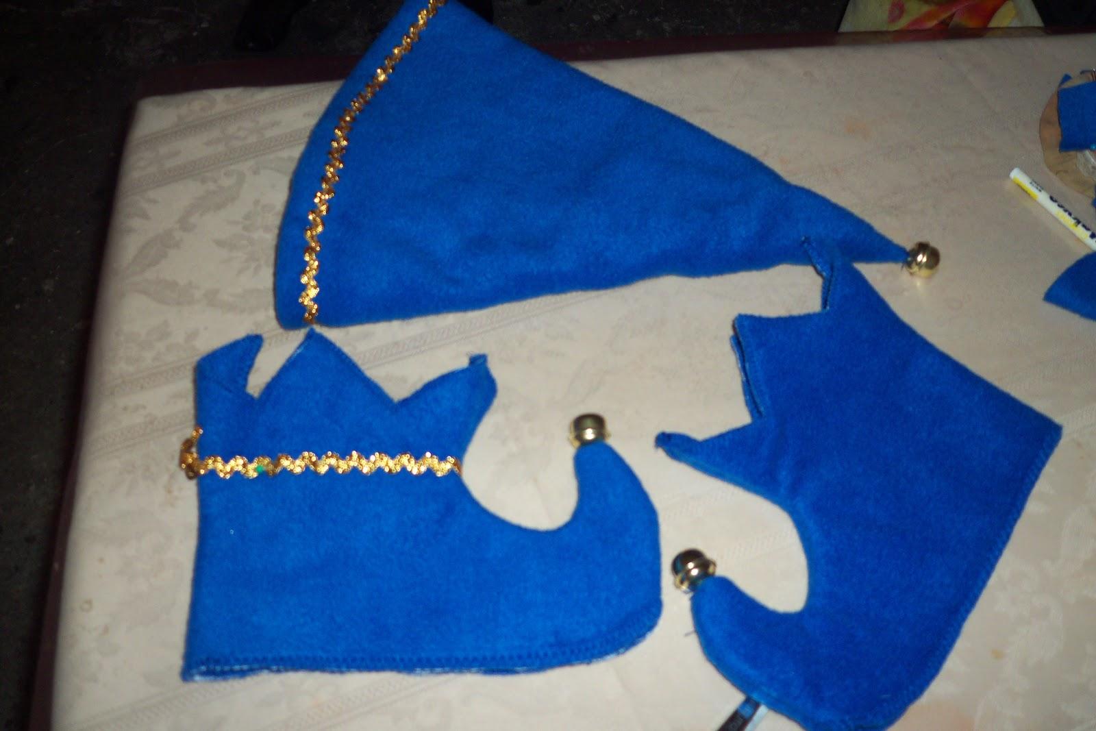 Costura y manualidades traje de duende - Traje de duende para nino ...