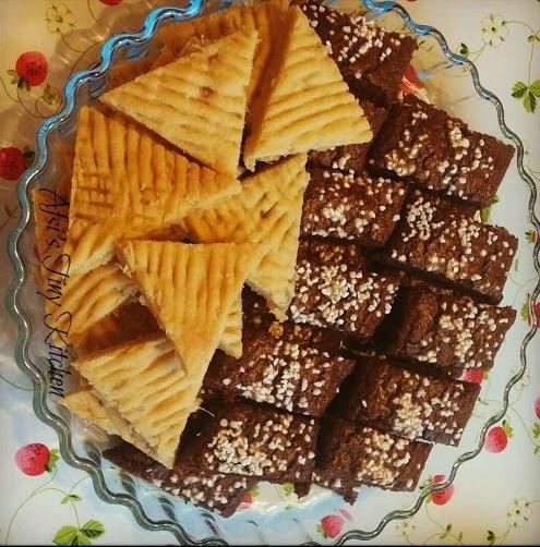 märtas skurna chokladkakor sju sorters kakor