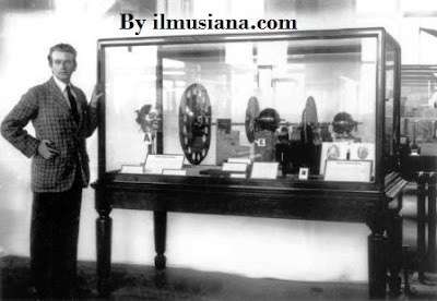 Penemu Televisi, John Logie Baird