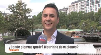 Oyente preguntado por Paralelo20 sobre Mourinho
