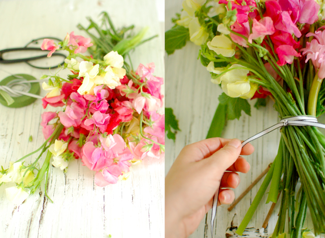 Flower+posie Flower Display Bouquets and Wedding Favours | Floral and Prop Stylist Chelsea Fuss | Happy Mothers Day