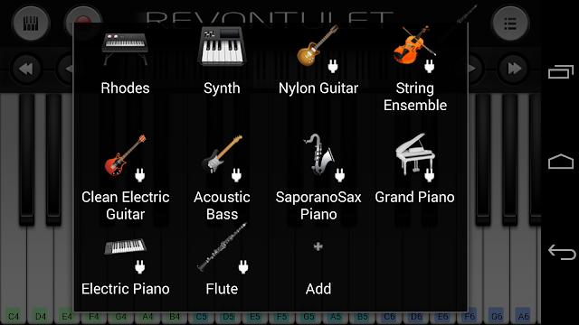 Flute Sound Plugin Android Apk Uygulama resimi 1