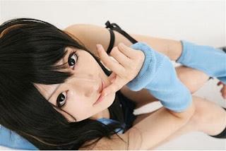 Foto Artis Jepang Mandi Telanjang