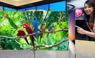 TV LG 55EM9600 OLED TV