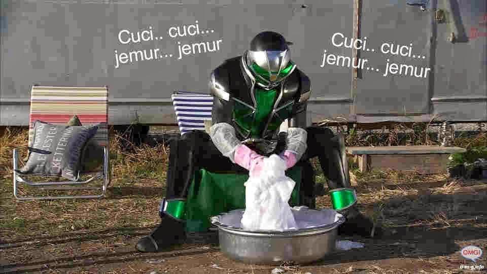Cuci Jemur