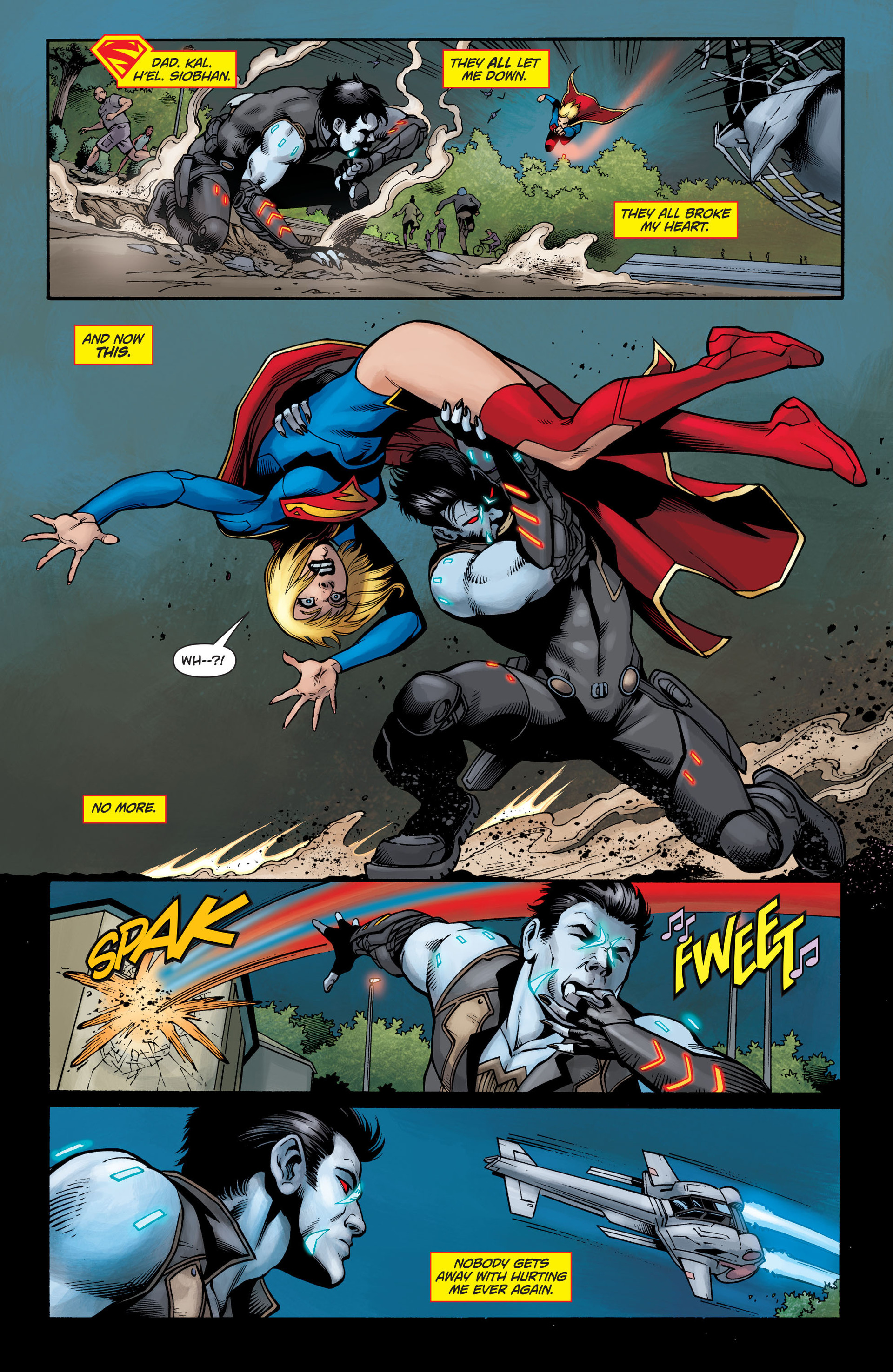 Supergirl (2011) Issue #28 #30 - English 16