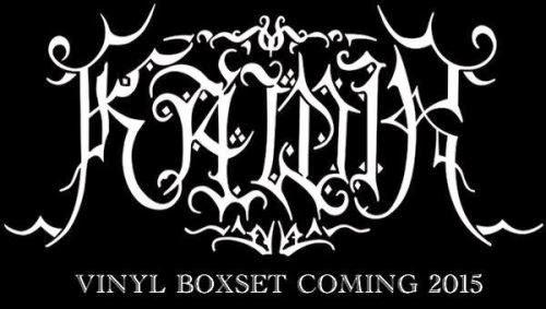 Kawir, vinyl box set coming 2015