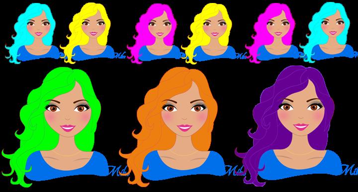 Accorder les couleurs pour le maquillage et la mode - Les couleurs a la mode ...