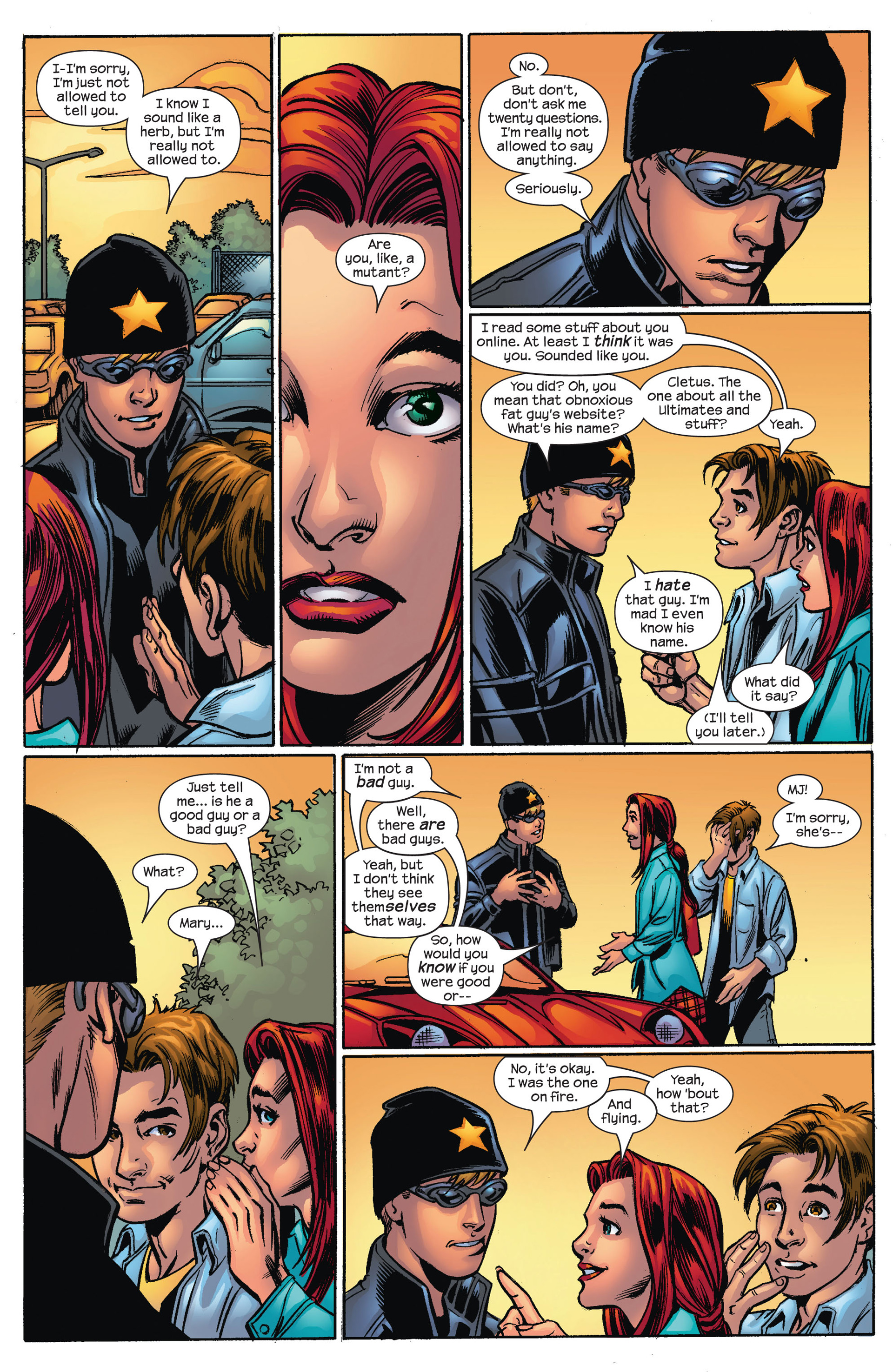 Ultimate Spider-Man (2000) Issue #69 #73 - English 9