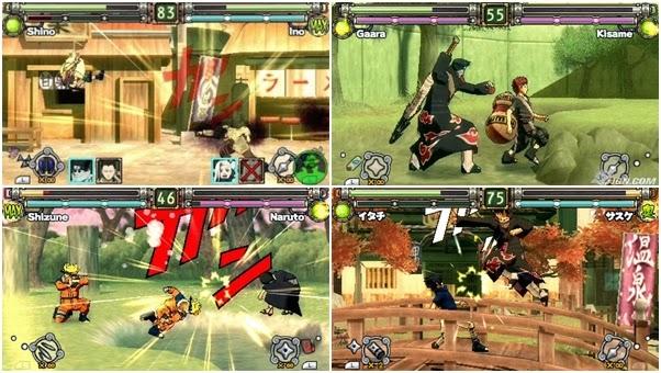 naruto ultimate ninja heroes save data