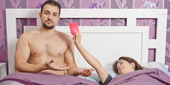 Pertanyaan Paling Sering Ditanyakan Pria Soal Seks
