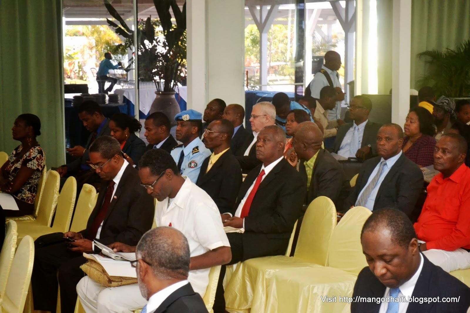 Ministere de la culture haiti le colloque sur la for Chambre de commerce d haiti