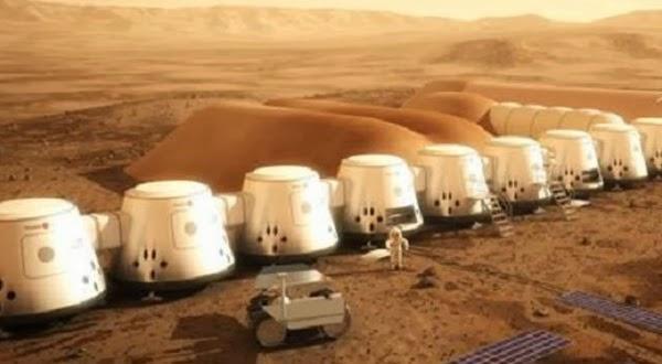 Misi ke Planet Mars Dipercepat pada Januari 2018