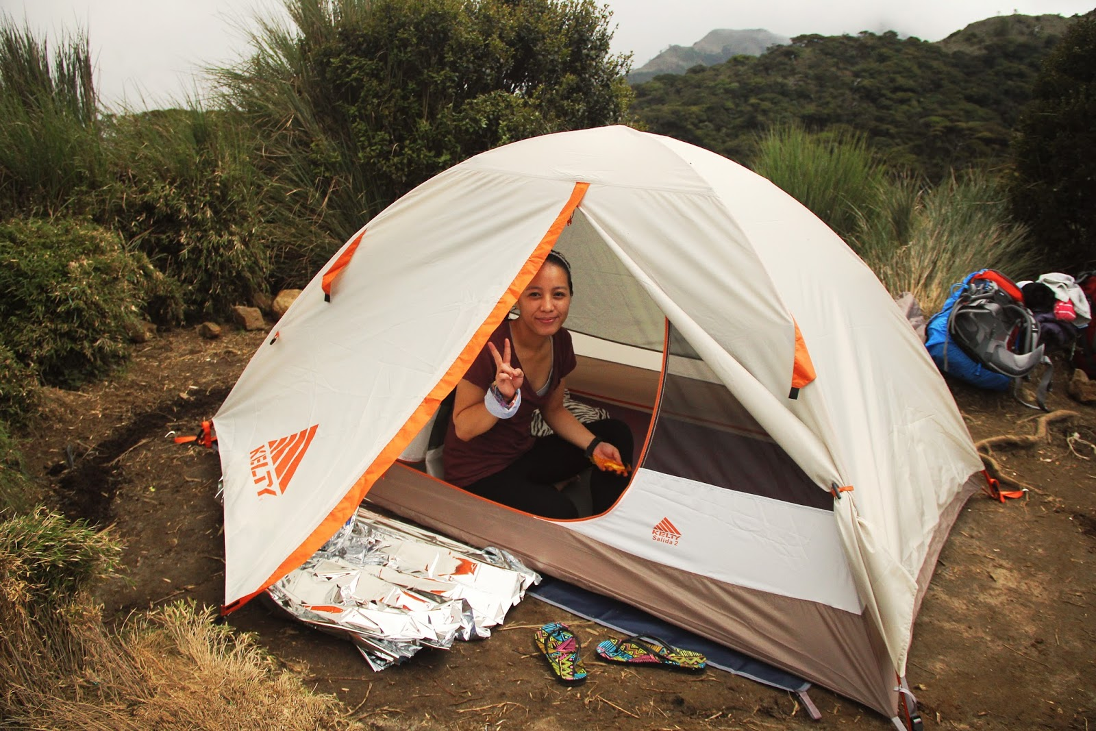 (Kelty Salida 2 2 person tent but can fit 3 person nicely.)  sc 1 st  shutterdose & shutterdose: May 2015