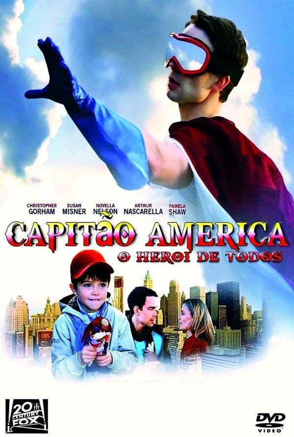 Capitão América: O Herói de Todos – Dublado (2011)