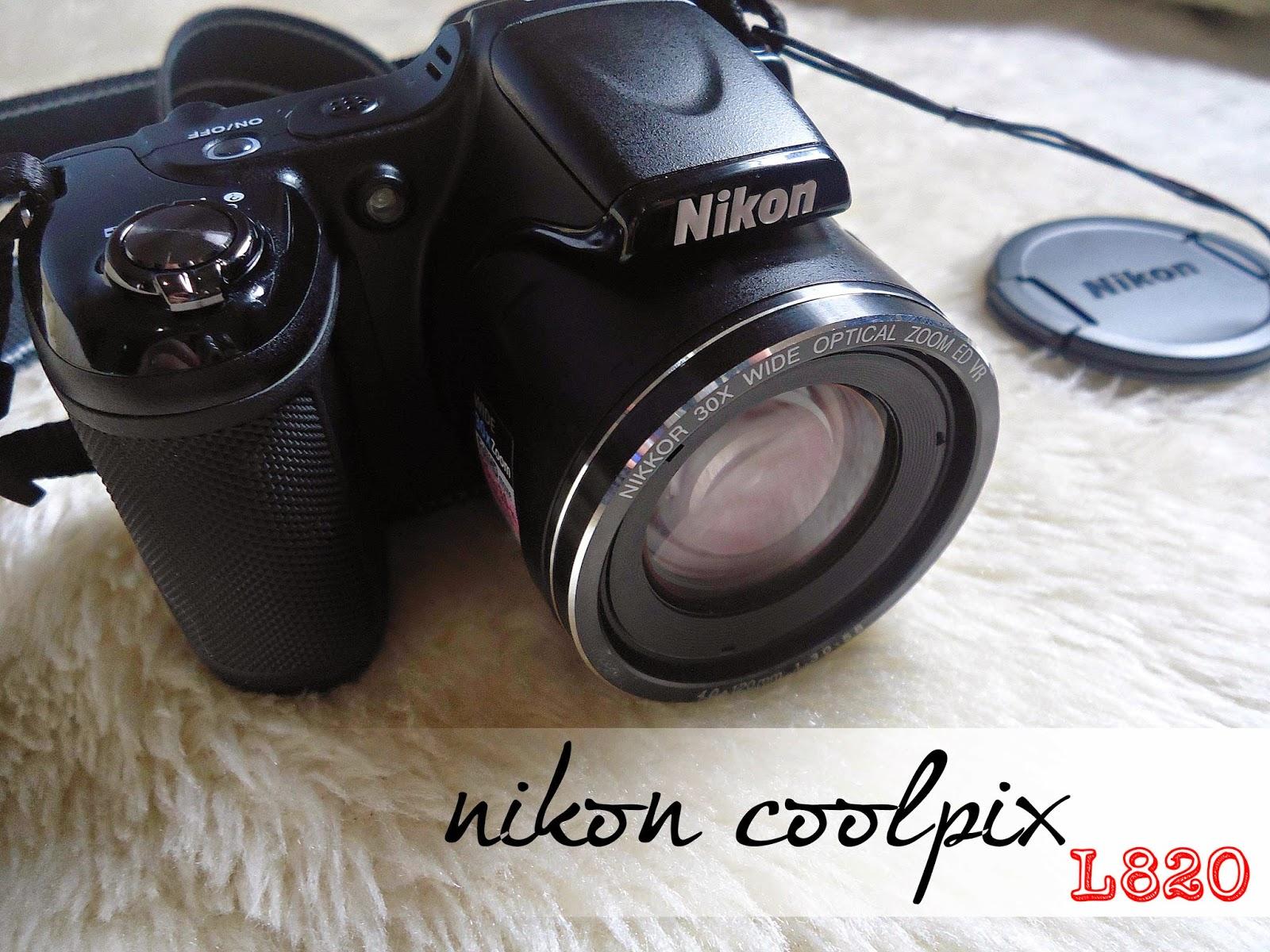 Maquina fotografica nikon l820 36