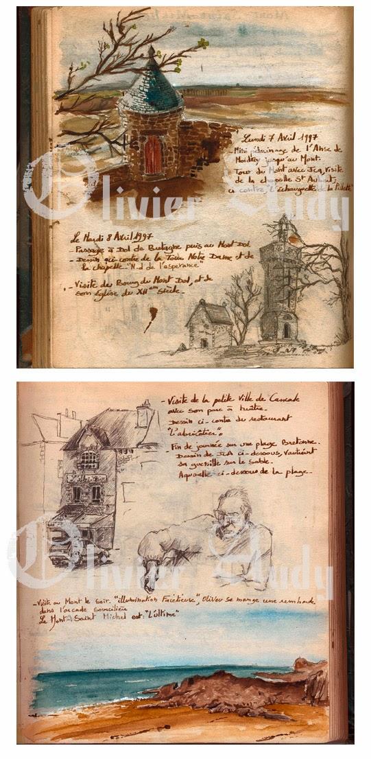 Olivier audy blog carnet de voyage for Carnet de voyage restaurant lyon