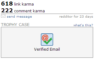reddit verified email account