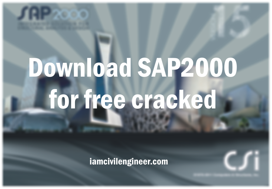 sap 2000 crack free
