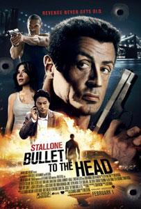 Poster original de Una bala en la cabeza
