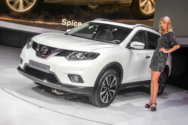 new 2013 Nissan X-Trail