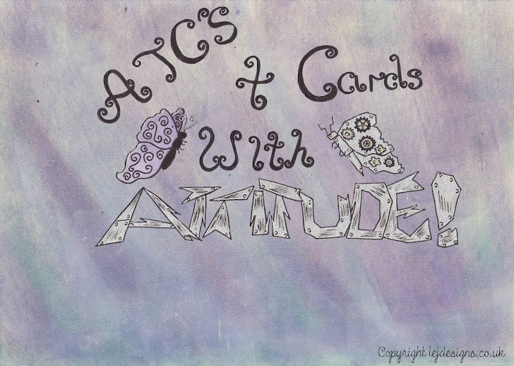 Atcs and Cards with Attitude
