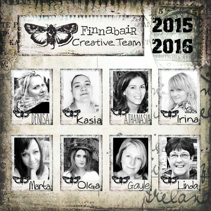 Finnabair Creative Team Member