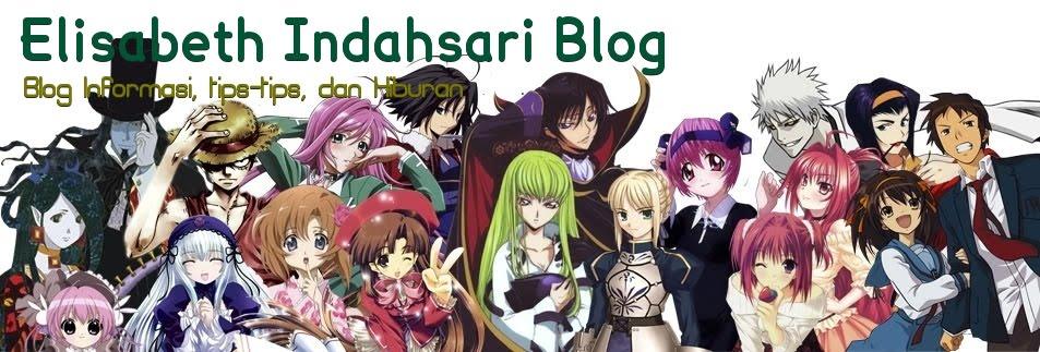 Elisabeth Indahsari Blog
