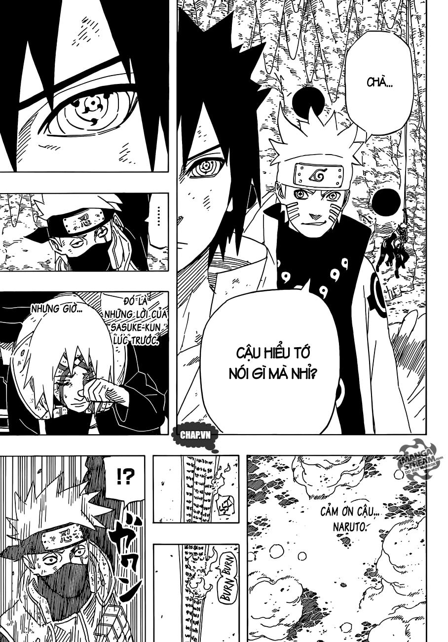 Naruto chap 680 Trang 7