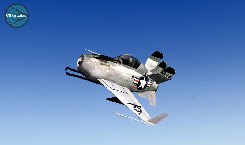 VSKYLABS XF-85 'Goblin'