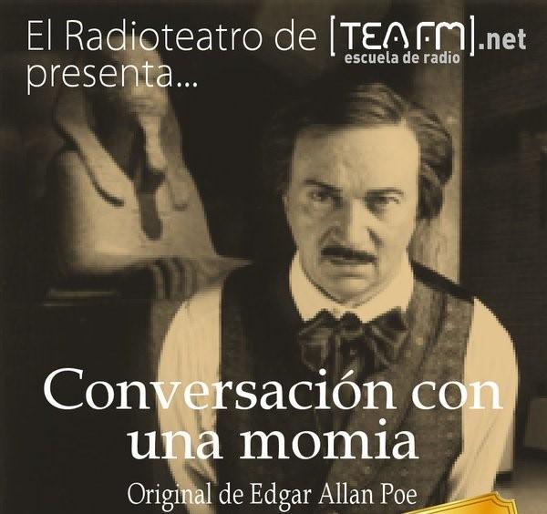 GORKA ZUMETA ES 'LA MOMIA' DE TEA FM