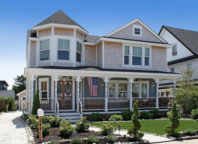 Beach Cottage Style Porch : Lo shabby di mila una casa col mare dentro