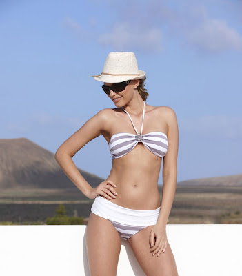 Aniko Michnyaova in Moontide sexy bikini photoshoot