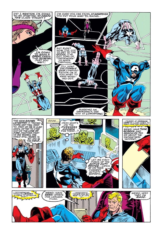 Captain America (1968) Issue #395 #328 - English 3