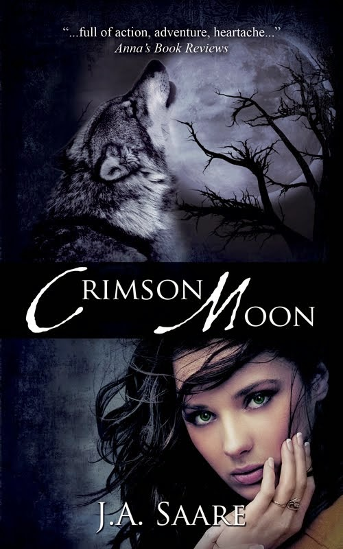 CRIMSON TRILOGY #1