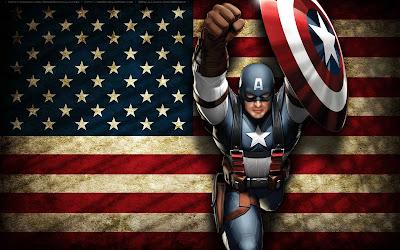 Ciaran&#039s World: American Swag!