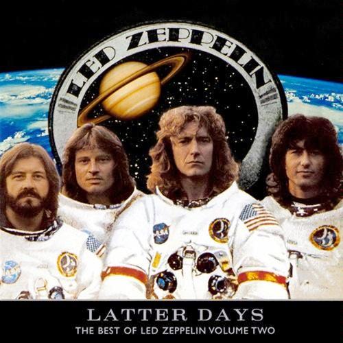 2000 - Led Zeppelin - Latter Days Best Of Vol. 2