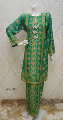 Exclusive Edition - Impiana Vista Songket 2 ( IV2 - Series)