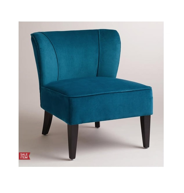 Peacock Quincy Chair From World Market