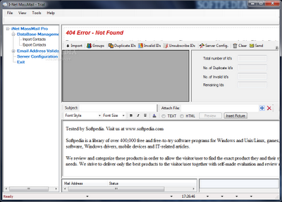 Download I-Net Massmail