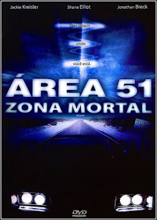 Download - Área 51 - Zona Mortal DVDRip - AVI - Dual Áudio