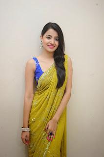 Ruksha Meer sizzling in saree 015.JPG