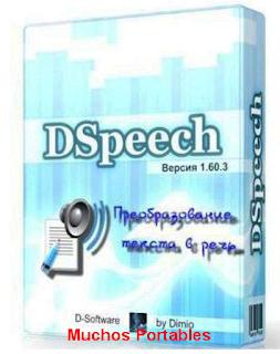 DSpeech Portable