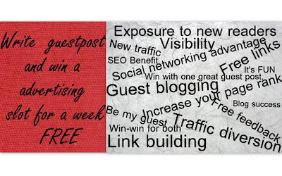 we accept guest posts
